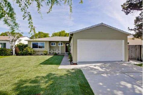3436 Bella Vista Avenue, Santa Clara, CA 95051