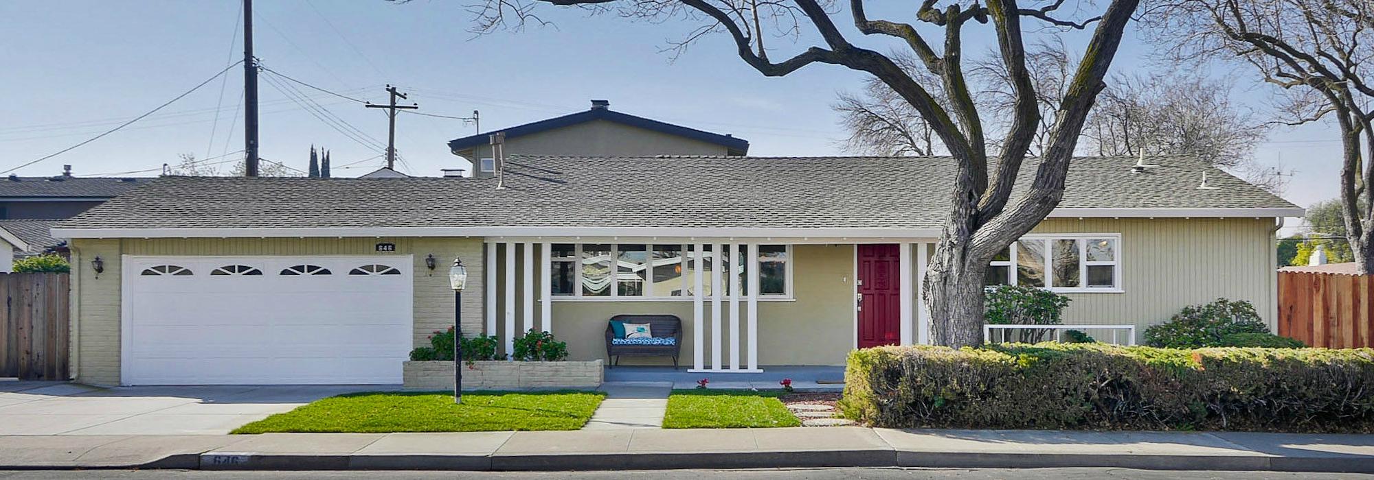646 Los Olivos Drive, Santa Clara, CA 95050